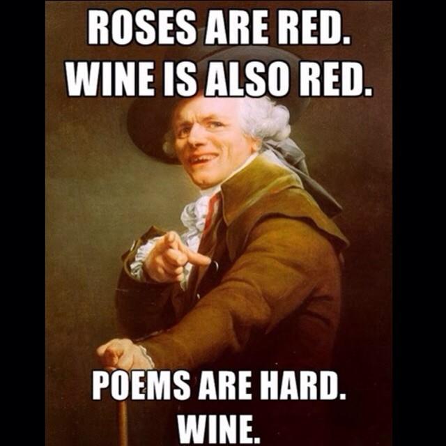 wine poem