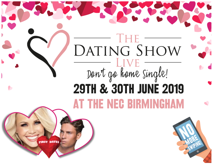 Book your tickets to the Dating Show 2019 now!