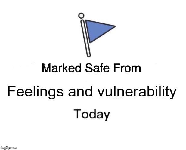 vulnerability meme
